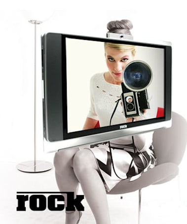 Rock to roll out 22-inch all-in-one Meivo HTPC