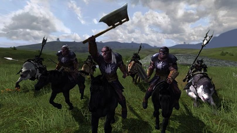Turbine releases LotRO mounted combat video, launches Riders of Rohan beta