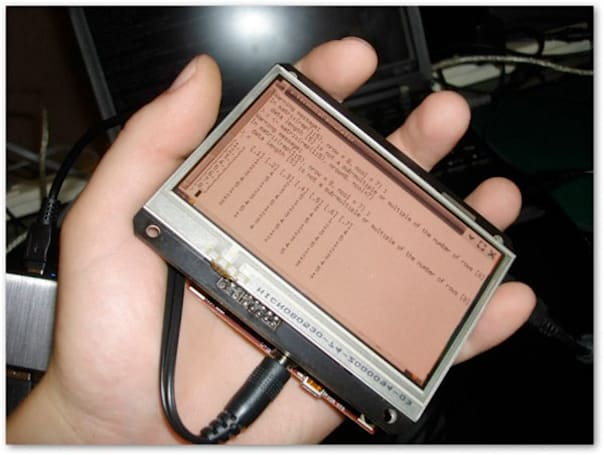 DIYer constructs 4.3-inch Open SciCal graphing calculator, puts your TI-83+ to shame
