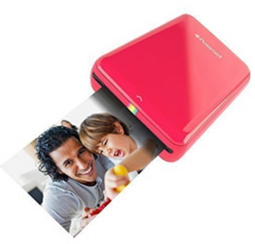 Polaroid ZIP Mobile Printer & More
