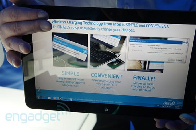 Ultrabook or tablet? Compal shows off hybrid reference design (video)