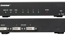TV One intros 1T-DA-500 line of DVI distribution amplifiers