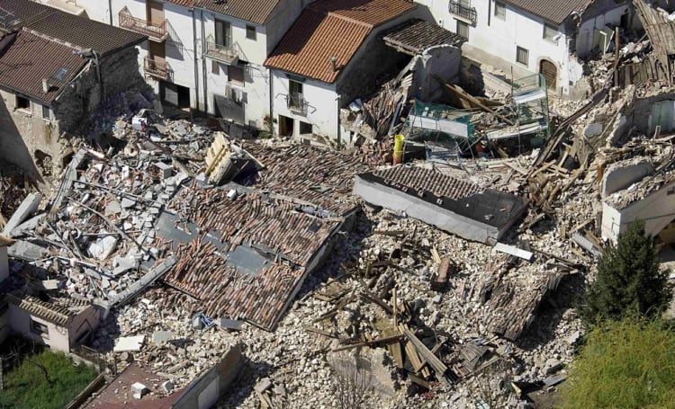 Italian earthquake victims asked to disable WiFi passwords