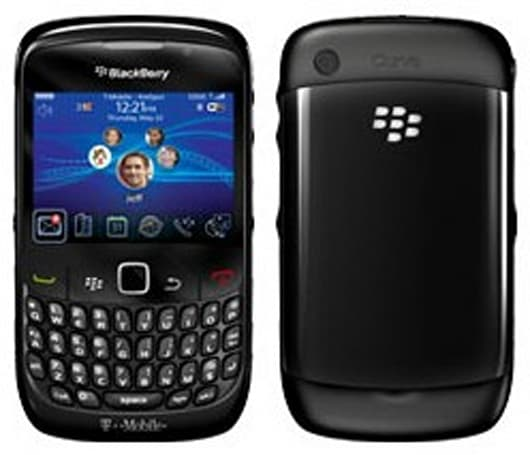 T-Mobile Complete: a $300 contract-free BlackBerry Curve 8520 with one month service