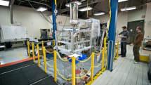 Xenon detector finds no dark matter after 20-month study