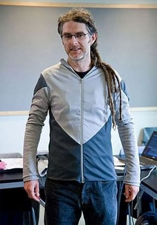 Philips wants to get you in the movies -- or at least into a goofy vibrating jacket