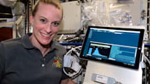 NASA uses a DNA sequencer in space for the first time