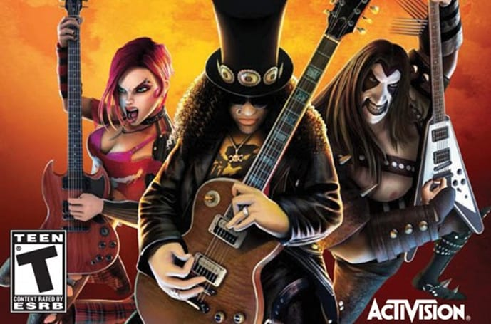 NPD: Guitar Hero 3 is this generation's highest-grossing game