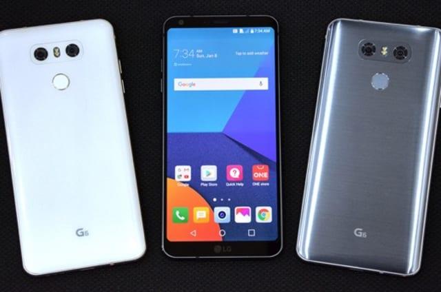 (Fast) alles, was ihr über das LG G6 wissen müsst (Hands-On)