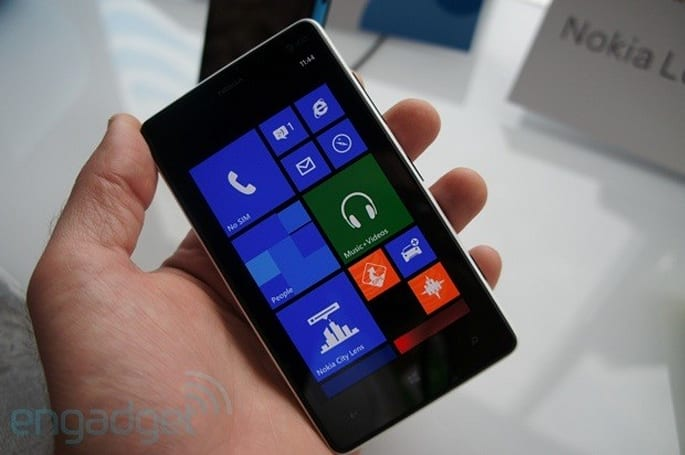Nokia Lumia 820 for AT&T hands-on
