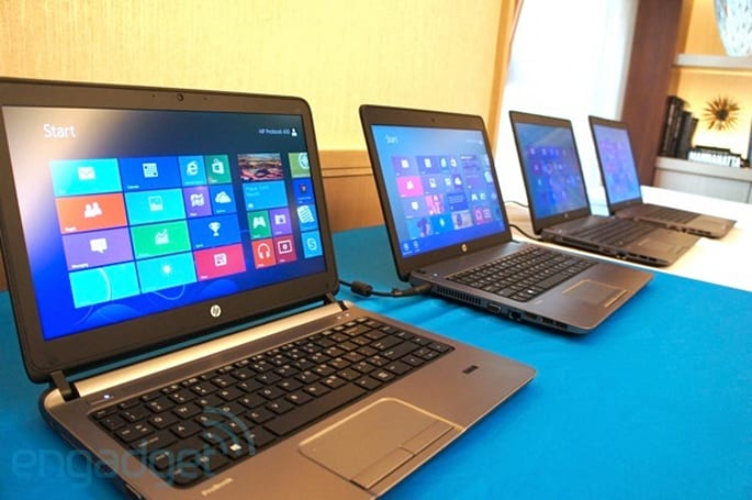HP redesigns its ProBook laptops for small businesses, prices start at $499