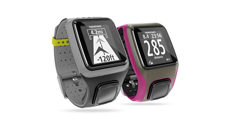 TomTom's Runner and Multi-Sport watches now available