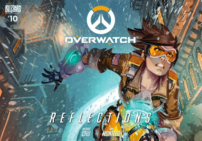 'Overwatch' comic unavailable in Russia because of homophobic law