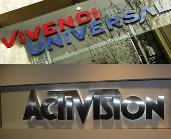 Report: Vivendi looking to sell 'part or all' of majority stake in Activision