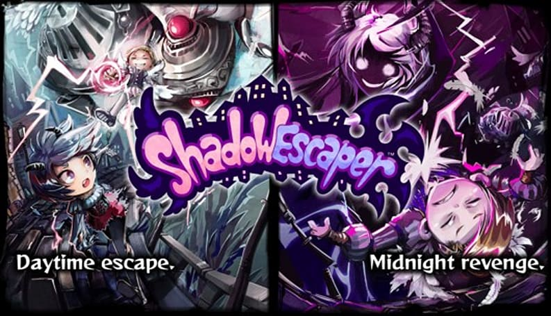 CyberConnect2 releases iPhone action game Shadow Escaper