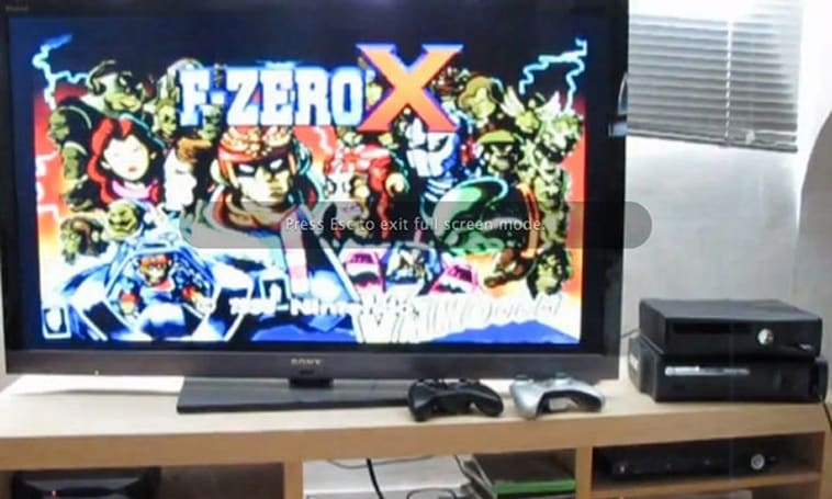 Xbox 360 modders claim CPU hack, make it party like an N64 (video)