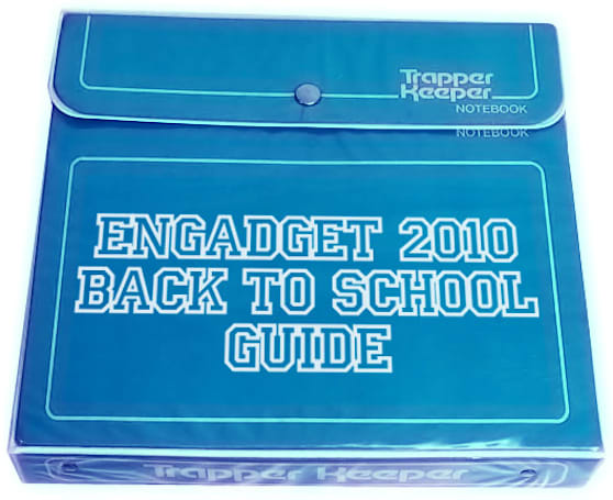 Engadget's back to school giveaway, part two: win a lot of awesome gear worth nearly $2,400!