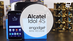 Mini review video: Our quick verdict on the Alcatel Idol 4S