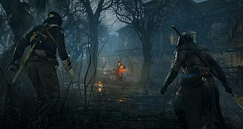 Meet Elise, the 'fiery Templar' of Assassin's Creed Unity