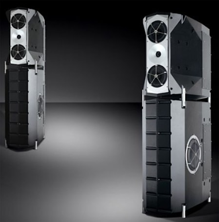 YG's Voyager loudspeakers are not kidding around