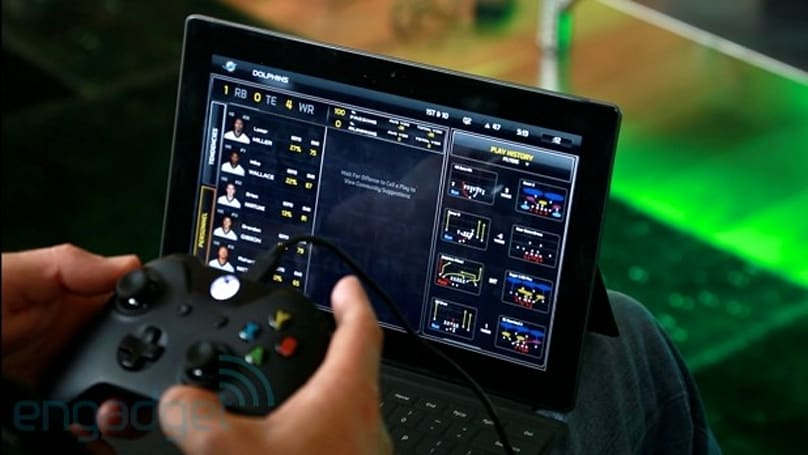 'Madden 15' will bring EA's CoachGlass app to the PlayStation 4