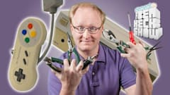 Ben Heck's Nintendo PlayStation prototype teardown, part 2