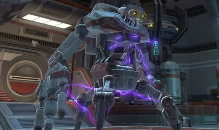 Star Wars: The Old Republic is looking for corporate troubleshooters on the test server