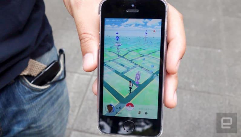 'Pokémon Go' global rollout pauses to fix server problems