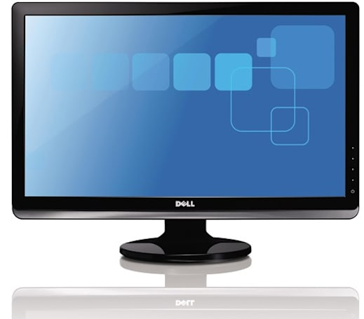 Dell trots out eight new LED-backlit LCD monitors, promises 21.5-inch multitouch IPS model