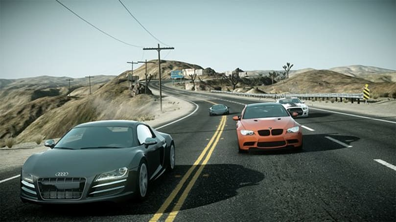 Need for Speed: The Run - A People Chase