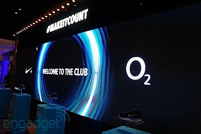 Nike and O2 team up to offer Priority Sports hub: Nike+ running Android app becomes O2 exclusive