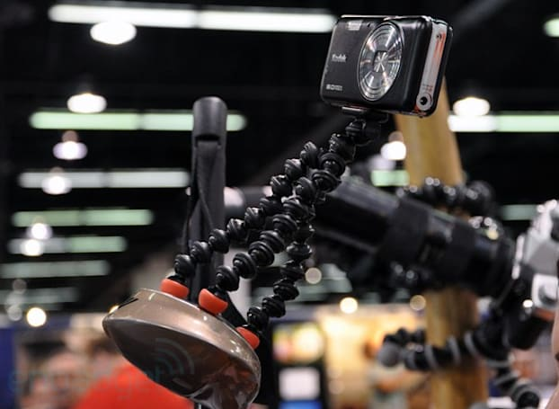 Joby's Gorillapod Magnetic now sticking cameras in unexpected places worldwide
