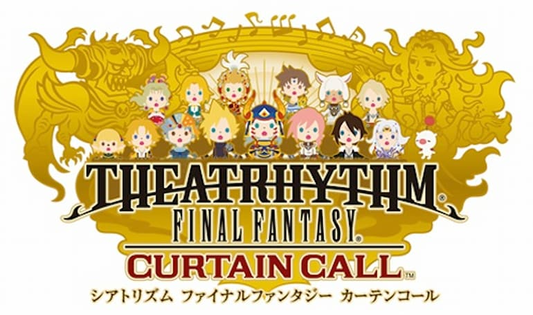 Curtain Call may be the final fantasy for Theatrhythm games