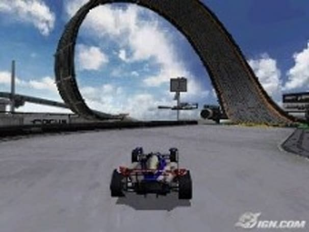Trackmania DS is not Touchscreenmania