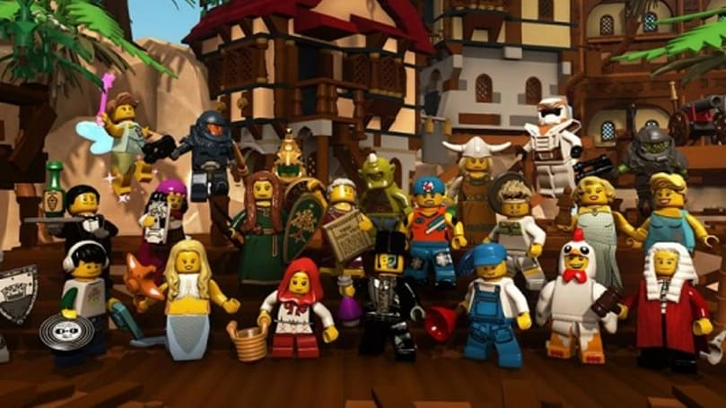 Assemble to try the LEGO Minifigures Online open beta