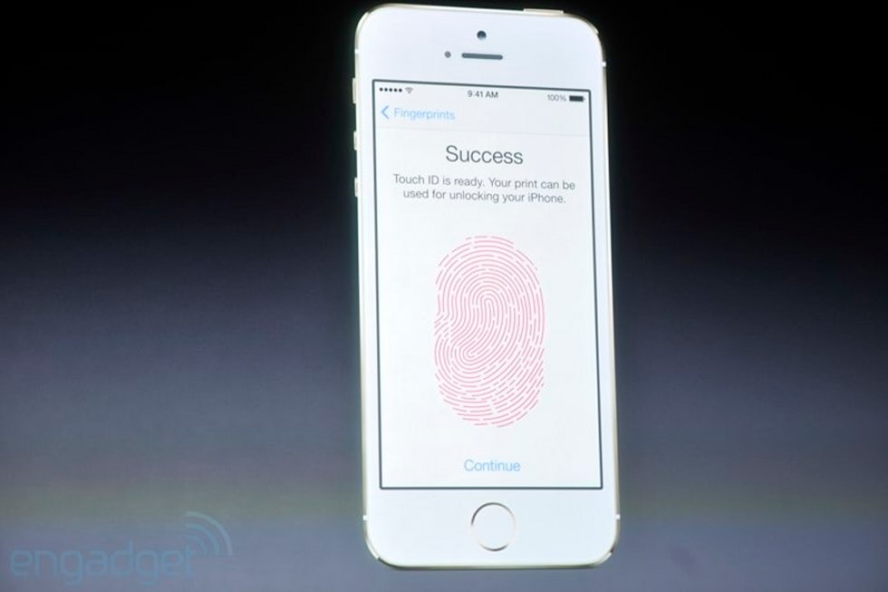 does the iphone 5 have touch id iphone 5s fingerprint sensor called touch id recognizes 5056