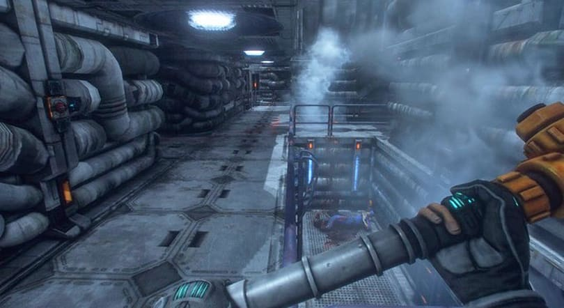 Nightdive Studios' 'System Shock' remake is coming to PS4