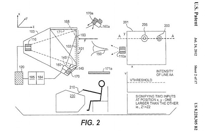 Apple secures multitouch-related patent dating back to 1995 from inventor