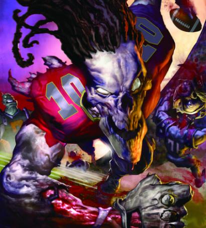 Remember Mutant League Football? An all-new iOS/Mac version needs your Kickstarter pledges
