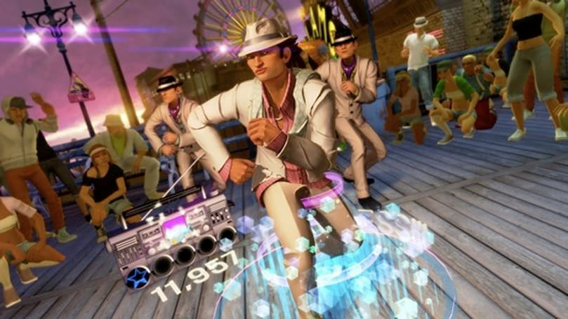 Study: Dance games help bladder control, urinary incontinence