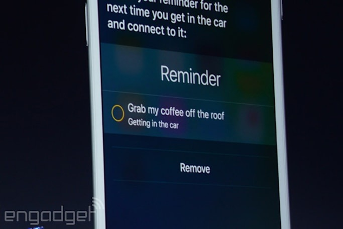 Siri's 'proactive' overhaul makes it Apple's answer to Google Now