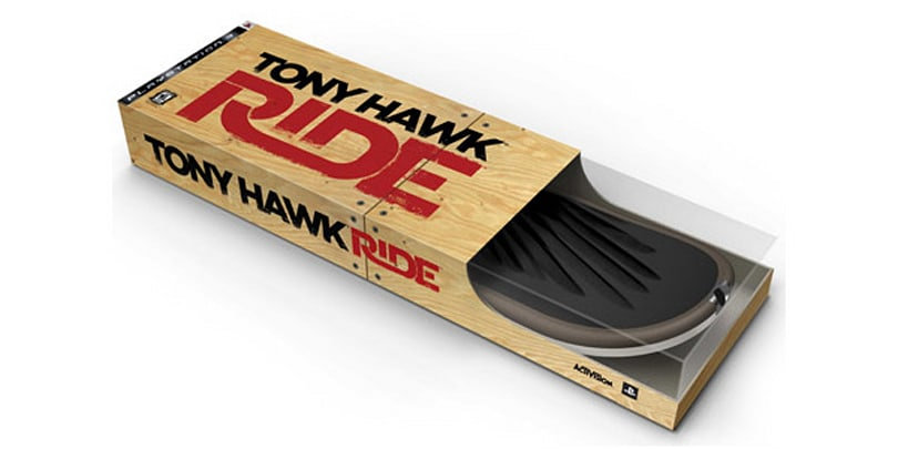 Tony Hawk Ride ready to rock indoor tricks in the US (video)