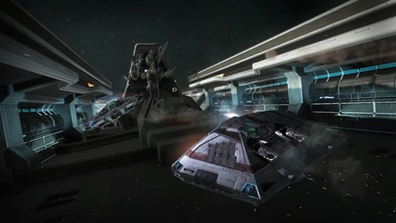 Frontier teases first Elite: Dangerous screenshots