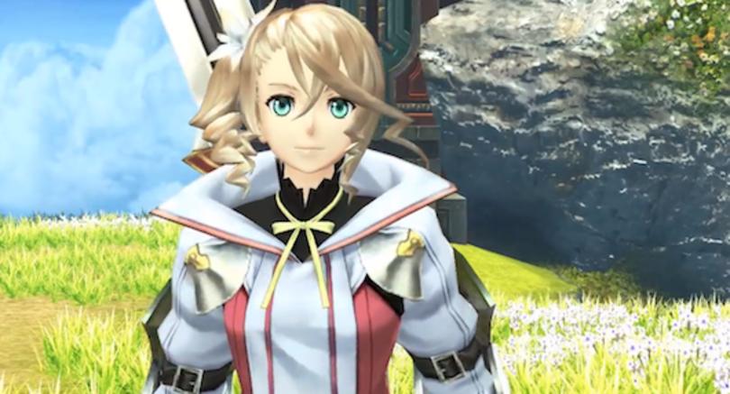 Tales of Zestiria's protagonist Alicia detailed