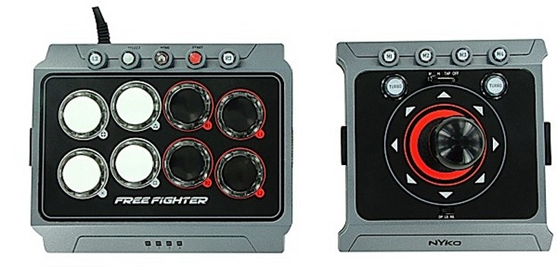 Nyko Free Fighter joystick brings flexible controls, arcade flair to the PS3