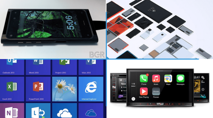 Daily Roundup: Amazon's first phone, Project Ara developer conference and more!