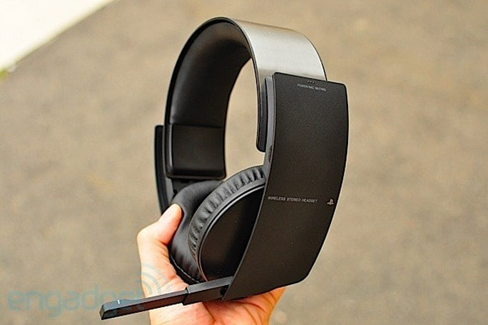 Sony PS3 Wireless Stereo Headset review