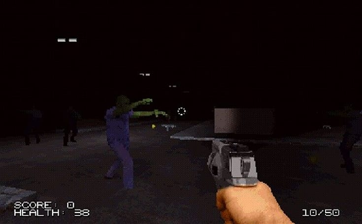 Notch develops zombie shooter Shambles in FPS game jam
