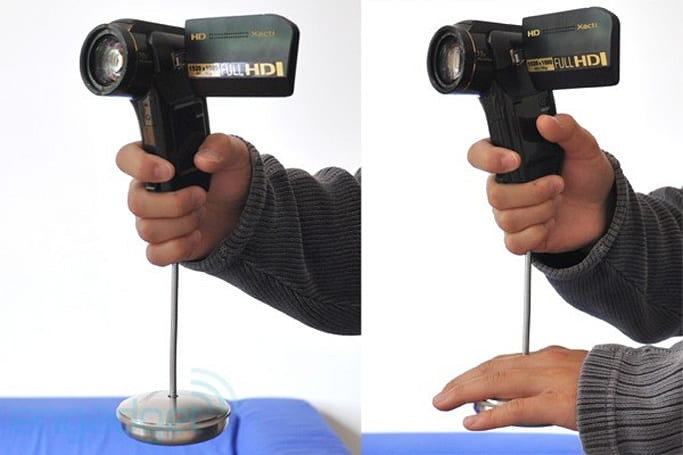 ReadySteady pocket camcorder stabilizer review