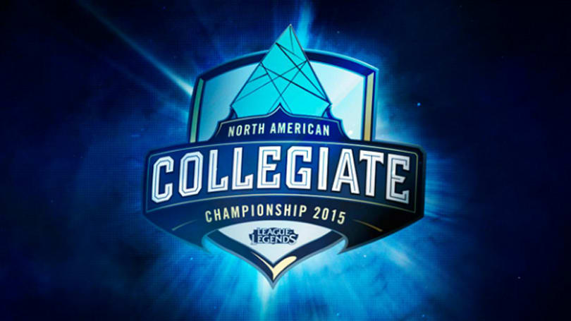 Play League of Legends in college, win scholarship money